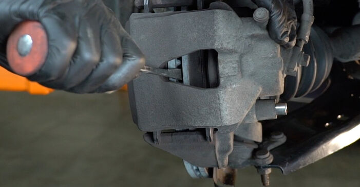 Tidsforbruk: Bytte av Bremseklosser på Audi A3 8pa 2011 – informativ PDF-veiledning