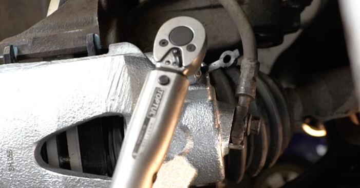 Zweckdienliche Tipps zum Austausch von Bremssattel beim AUDI A3 Sportback (8PA) 2.0 TDI 2007