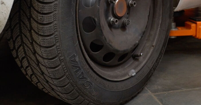 Πόσο διαρκεί η αντικατάσταση: Ρουλεμάν τροχών στο Audi A3 8pa 2011 - ενημερωτικό εγχειρίδιο PDF
