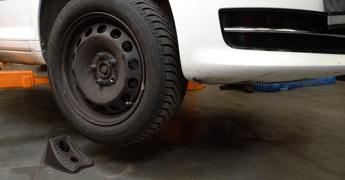 Querlenker Audi A3 8pa 2.0 TDI 2005 wechseln: Kostenlose Reparaturhandbücher