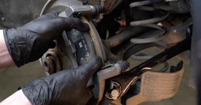 A4 Limousine (8K2, B8) S4 3.0 quattro 2009 1.8 TFSI Bremsbeläge - Handbuch zum Wechsel und der Reparatur eigenständig
