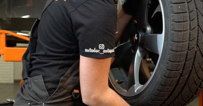 Kako odstraniti AUDI A4 S4 3.0 quattro 2011 Roka - spletna, enostavna za sledenje, navodila