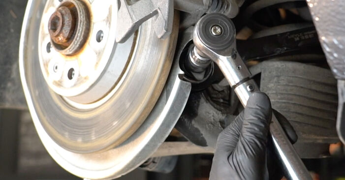 How to remove AUDI A4 S4 3.0 quattro 2011 Control Arm - online easy-to-follow instructions