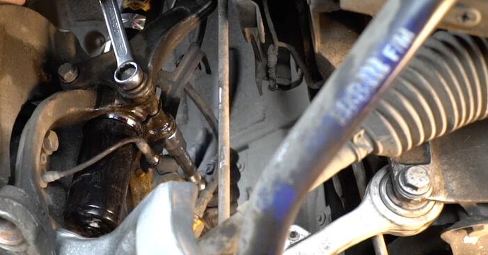 Wie BMW 5 SERIES 525d 3.0 2005 Querlenker ausbauen - Einfach zu verstehende Anleitungen online