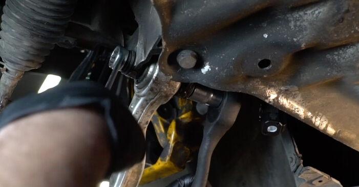Kaip pakeisti BMW 5 Sedanas (E60) 2003 Rato guolis - patarimai ir gudrybės
