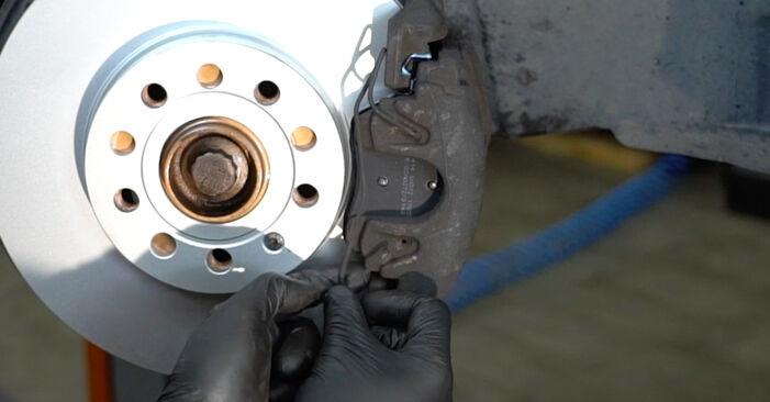 Zweckdienliche Tipps zum Austausch von Bremsscheiben beim SKODA Octavia II Combi (1Z5) 2.0 TDI 16V 2008