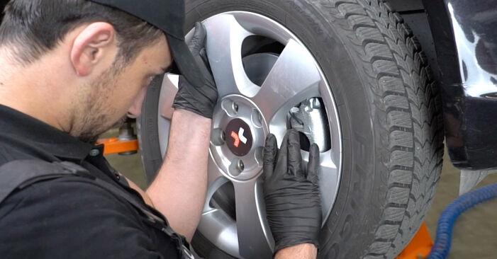 Bremsscheiben Octavia 1z5 2.0 TDI 16V 2006 wechseln: Kostenlose Reparaturhandbücher