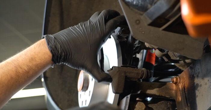 Zweckdienliche Tipps zum Austausch von Radlager beim SKODA Octavia II Combi (1Z5) 2.0 TDI 16V 2008