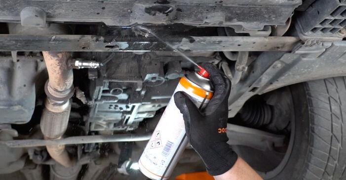 Wie schmierig ist es, selber zu reparieren: Thermostat beim PEUGEOT 207 (WA_, WC_) 1.6 16V RC 2012 wechseln – Downloaden Sie sich Bildanleitungen