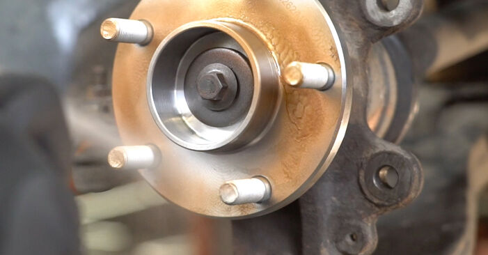 Need to know how to renew Wheel Bearing on FORD FOCUS ? This free workshop manual will help you to do it yourself