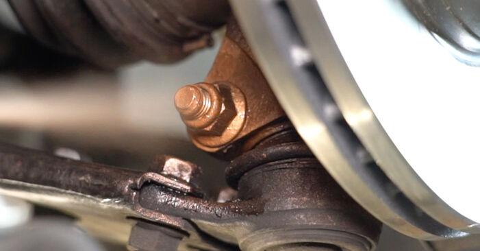Ford Focus DAW 1.8 Turbo DI / TDDi 2000 Radlager austauschen: Unentgeltliche Reparatur-Tutorials