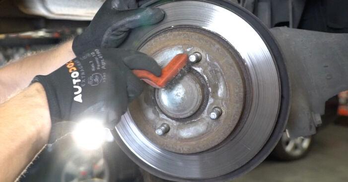 Zweckdienliche Tipps zum Austausch von Bremsscheiben beim FORD FOCUS (DAW, DBW) 1.8 TDCi 2002