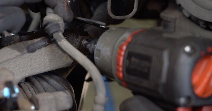 Ford Focus DAW 1.8 Turbo DI / TDDi 2000 Stoßdämpfer austauschen: Unentgeltliche Reparatur-Tutorials