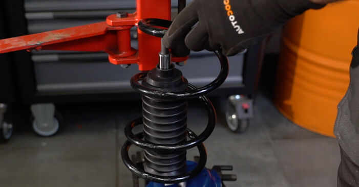 Need to know how to renew Springs on FORD FOCUS ? This free workshop manual will help you to do it yourself