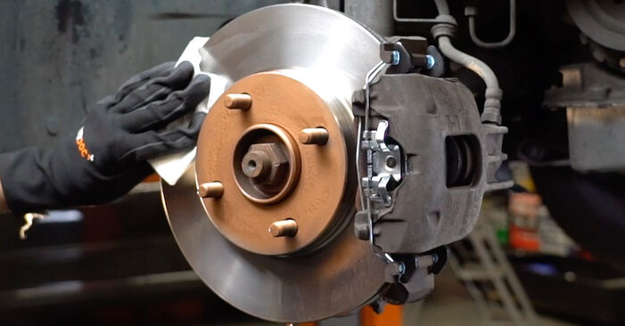 Need to know how to renew Brake Pads on FORD FOCUS ? This free workshop manual will help you to do it yourself