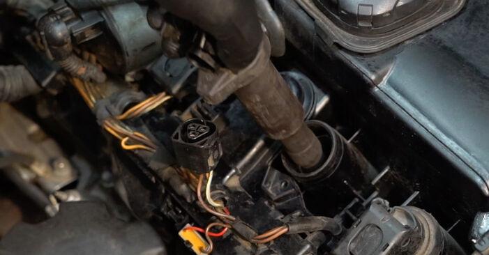 Schritt-für-Schritt-Anleitung zum selbstständigen Wechsel von BMW E82 2005 125i 3.0 Zündspule