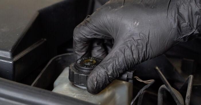 BMW 1 SERIES 135i 3.0 Bremsscheiben ausbauen: Anweisungen und Video-Tutorials online