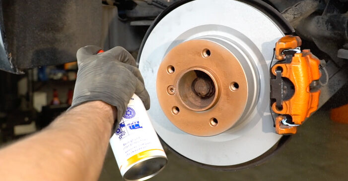 Replacing Brake Pads on BMW E82 2010 120d 2.0 by yourself