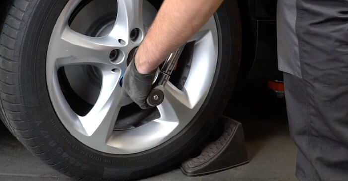 Step-by-step recommendations for DIY replacement BMW E82 2007 125i 3.0 Brake Pads