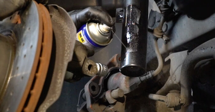 How to change Wheel Bearing on BMW 1 Coupe (E82) 2008 - tips and tricks
