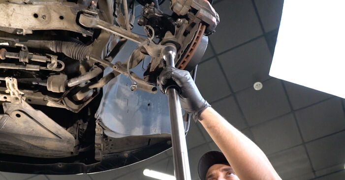Replacing Wheel Bearing on BMW E82 2006 120d 2.0 by yourself