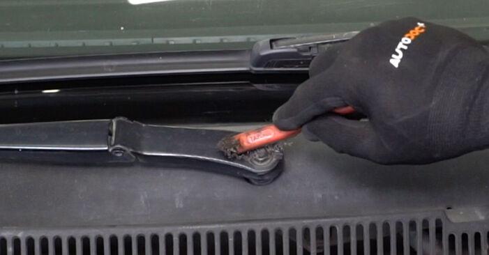 Wechseln Stoßdämpfer am VW Transporter V Kastenwagen (7HA, 7HH, 7EA, 7EH) 2.0 TDI 2006 selber
