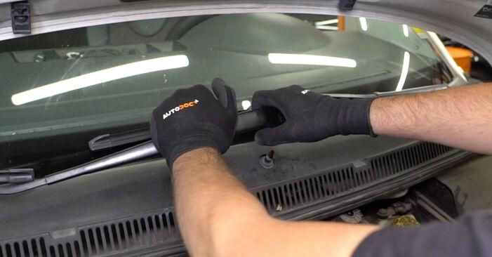 Stoßdämpfer am VW Transporter V Kastenwagen (7HA, 7HH, 7EA, 7EH) 2.5 TDI 4motion 2008 wechseln – Laden Sie sich PDF-Handbücher und Videoanleitungen herunter