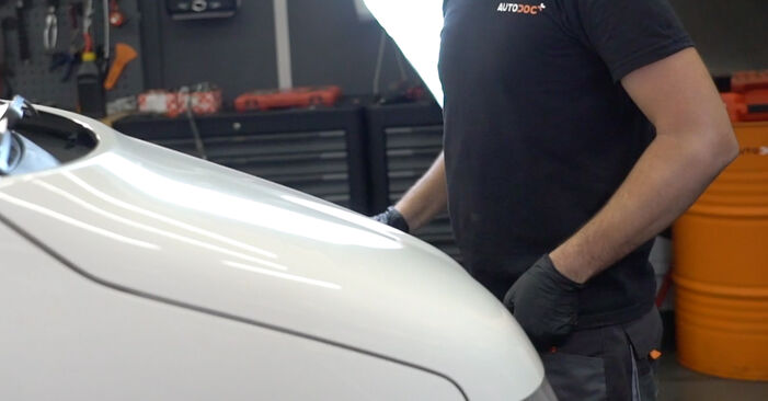 Hoe VW TRANSPORTER 2.5 TDI 2007 Luchtfilter wisselen - online eenvoudige handleiding
