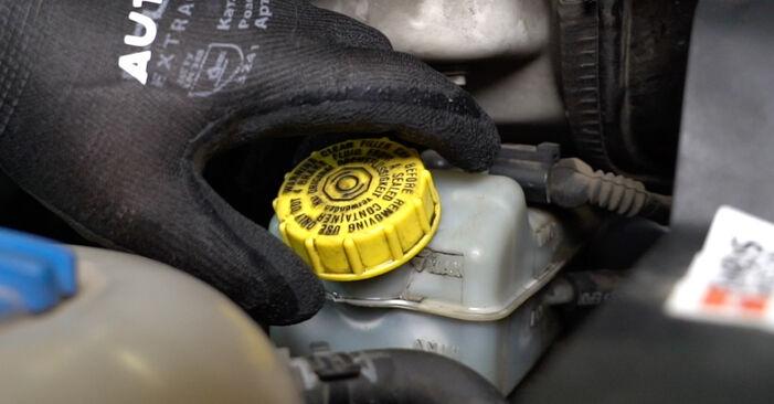 Cómo quitar Discos de Freno en un VW TRANSPORTER 2.5 TDI 2007 - instrucciones online fáciles de seguir