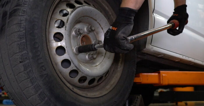 Need to know how to renew Brake Pads on VW TRANSPORTER ? This free workshop manual will help you to do it yourself