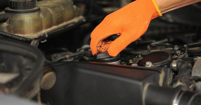 M-Klasse (W163) ML 430 4.3 (163.172) 2001 ML 320 3.2 (163.154) Ölfilter - Handbuch zum Wechsel und der Reparatur eigenständig