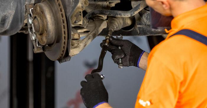 Remplacer Rotule De Direction sur BMW E46 2000 320d 2.0 par vous-même