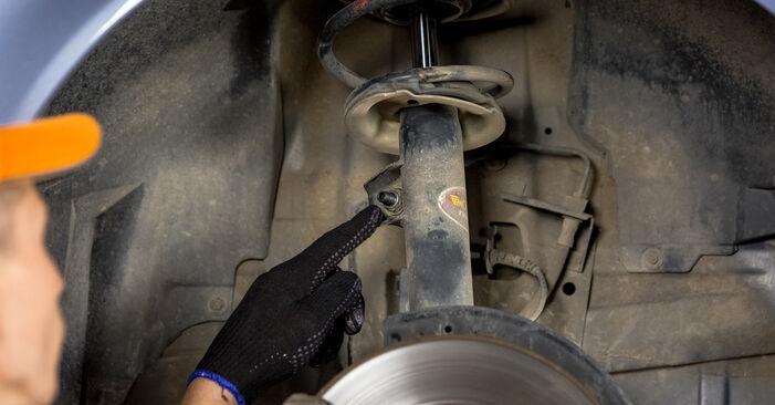 Kako odstraniti BMW 3 SERIES 316i 1.9 2002 Blazilnik - spletna, enostavna za sledenje, navodila