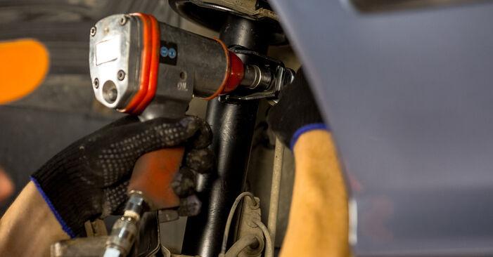 Kaip pakeisti BMW 3 Sedanas (E46) 2002 Spyruoklės - patarimai ir gudrybės