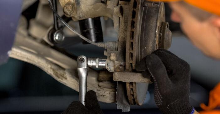 3 Limousine (E46) 316i 1.9 1998 330d 2.9 Radlager - Handbuch zum Wechsel und der Reparatur eigenständig