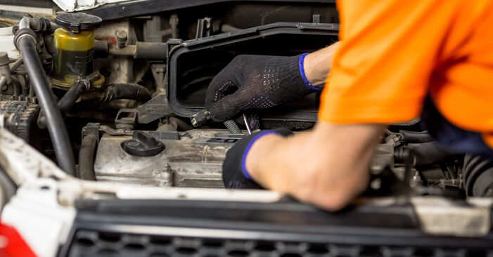 Need to know how to renew Spark Plug on TOYOTA RAV4 ? This free workshop manual will help you to do it yourself