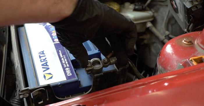 Wasserpumpe + Zahnriemensatz Ihres Seat Ibiza 6l1 1.2 2002 selbst Wechsel - Gratis Tutorial