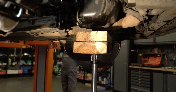 Tausch Tutorial Wasserpumpe + Zahnriemensatz am SEAT Ibiza III Schrägheck (6L) 2006 wechselt - Tipps und Tricks