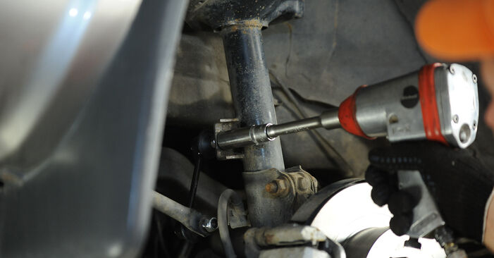 Koppelstange Ihres Nissan X Trail t30 2.2 dCi 4x4 2009 selbst Wechsel - Gratis Tutorial