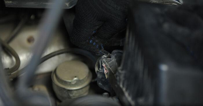 SORENTO I (JC) 3.5 2013 -auton Ilmansuodatin: tee se itse -korjaamokäsikirja
