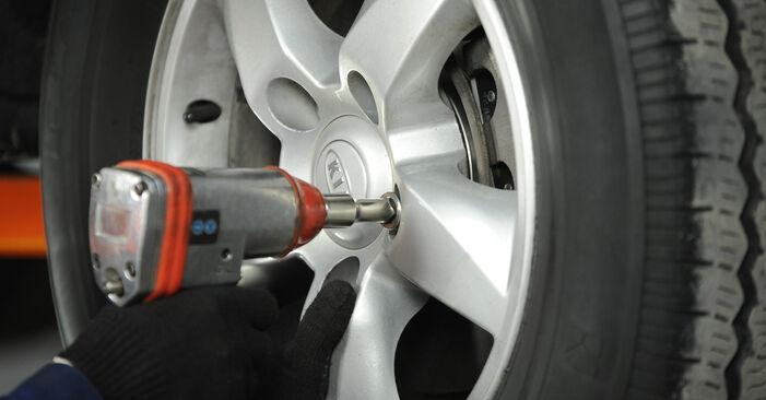 KIA Sorento jc 2.4 2004 Spurstangenkopf wechseln: Kostenfreie Reparaturwegleitungen