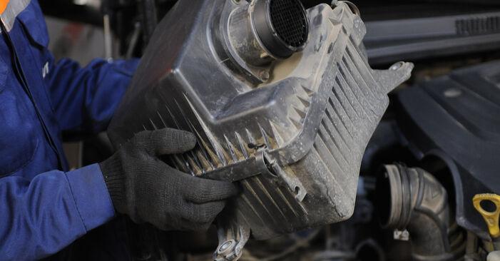 Wie kompliziert ist es, selbst zu reparieren: Federn am KIA Sorento jc 2.4 2008 ersetzen – Laden Sie sich illustrierte Wegleitungen herunter