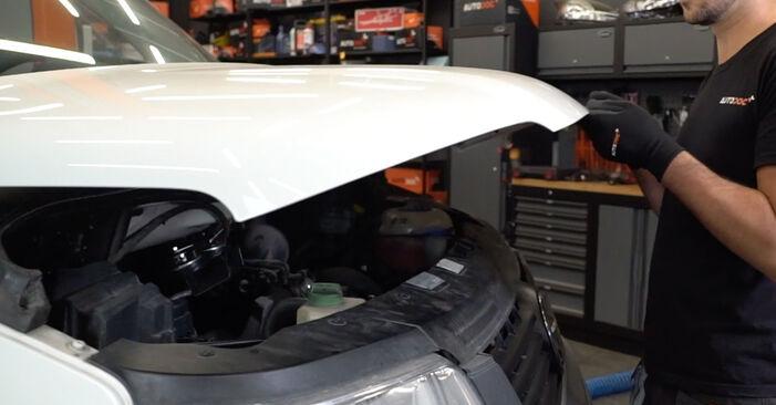 Wie Ölfilter VW T5 Kasten 2.5 TDI 2003 tauschen - Kostenlose PDF- und Videoanleitungen