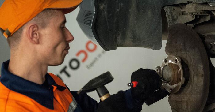 Zweckdienliche Tipps zum Austausch von Radlager beim PEUGEOT 407 (6D_) 2.0 2010