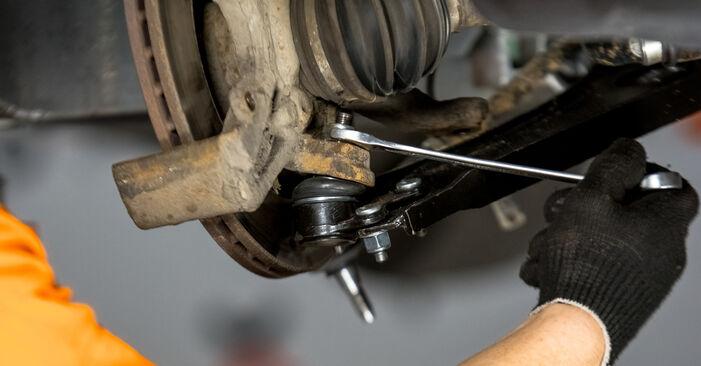 How to change Strut Mount on VW Golf V Hatchback (1K1) 2003 - tips and tricks
