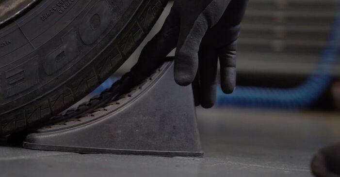 Comment changer Rotule de Suspension sur VW Transporter T5 2003 - Manuels PDF et vidéo gratuits