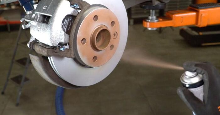 Zweckdienliche Tipps zum Austausch von Bremssattel beim VW Transporter V Kastenwagen (7HA, 7HH, 7EA, 7EH) 1.9 TDI 2017