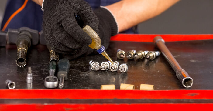 Need to know how to renew Spark Plug on AUDI A4 ? This free workshop manual will help you to do it yourself