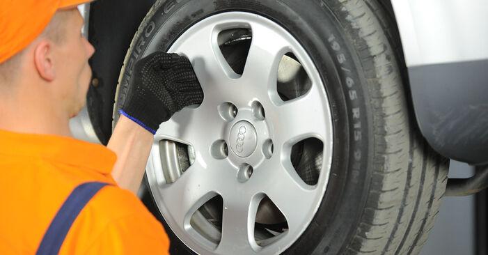 Zweckdienliche Tipps zum Austausch von Bremssattel beim AUDI A4 Limousine (8E2, B6) 2.5 TDI quattro 2004