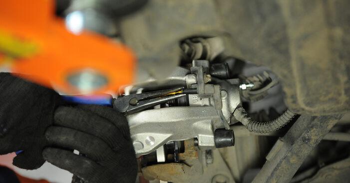 Zweckdienliche Tipps zum Austausch von Bremssattel beim MERCEDES-BENZ E-Klasse Limousine (W211) E 320 CDI 3.2 (211.026) 2008